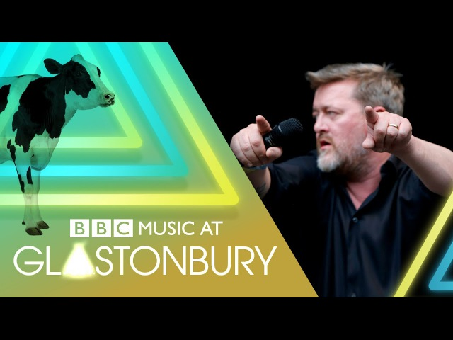 Elbow - One Day Like This (Glastonbury 2017)