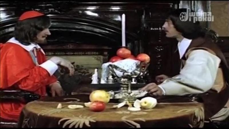 DArtanyan i trzej muszkieterowie obc 2. (1978)