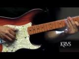 Slide Guitar Freaks Official - Sonny Landreth- Official Zydeco Shuffle (Courtesy KRVS) (HD) (via Skyload)