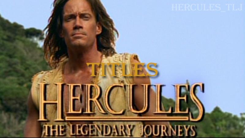 Hercules: The Legendary Journeys, titles