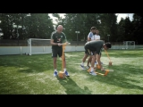 Shaolin Monk trains Cahill, Courtois, Alonso, and Caballero!