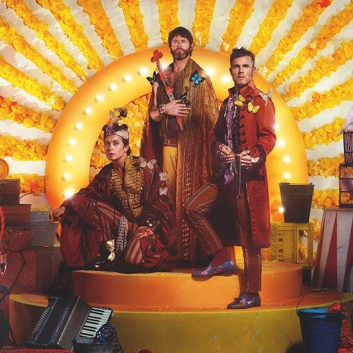 Take That альбом Wonderland (Deluxe)