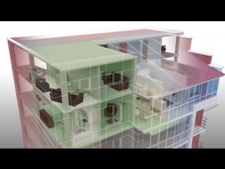 LOFT (14 и 24 блок-секции, 4й этаж), высота потолков до 5 метров!