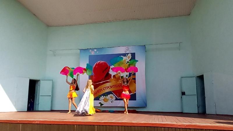 13.08.17 шоу Трио 13.08.17. Отчетный концерт школы восточного танца Зафира Елец!