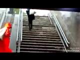 Затопило метро в Омске. 09.06.2017 года
