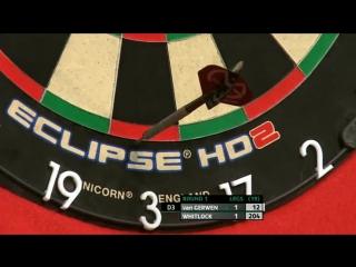 Michael van Gerwen vs Simon Whitlock (PDC Unibet Masters 2017 / Round 1)