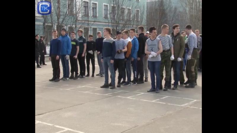 Военные сборы старшеклассников - 3