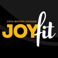 Логотип Сеть фитнес-клубов «JoyFit»