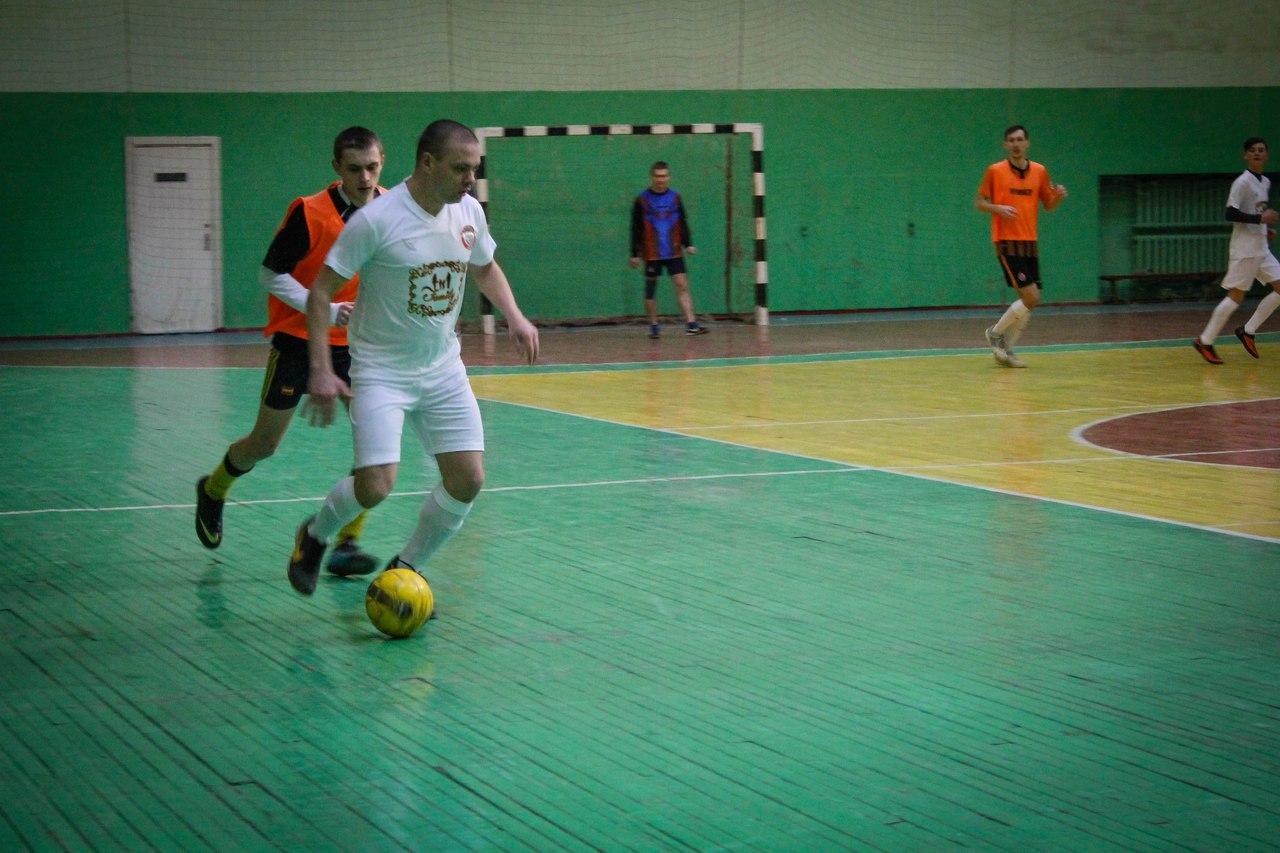 12 февраля в Макеевке стартовала Национальная Мини-Футбольная Лига