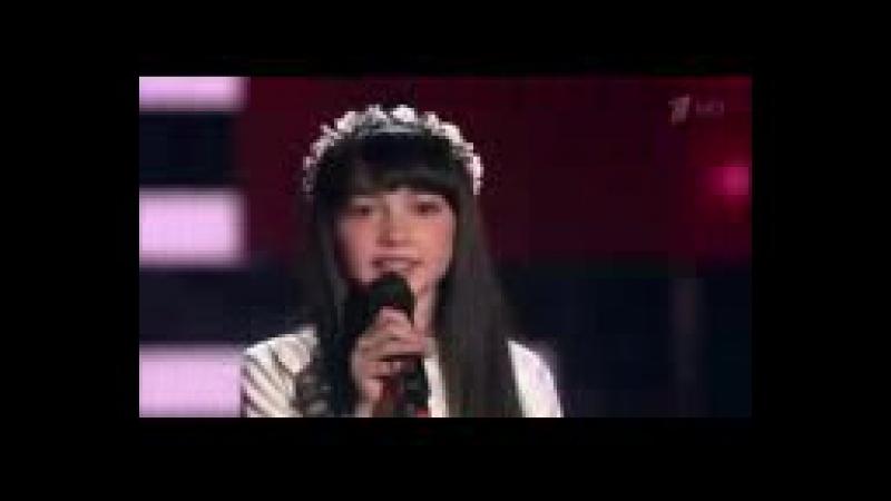 Дениза Хекилаева «Вера» - Слепые прослушивания - Г.mp4