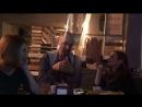 Почему мы любим танцы и учимся танцевать?)) Видео репортажи короткой дружеской встречи после урока бачаты и сальвы. Часть 4