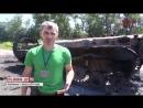 Бой Авдеевка Ясиноватая ополченцы подбили три танка Т-64 и БМП Донецк 02.08.2014