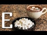 Зефирки (маршмеллоу) с какао рецепт Едим ТВ