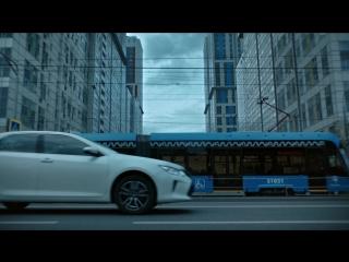 Toyota и Яндекс.Авто