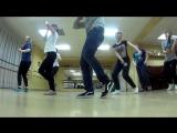 Студия клубных танцев ДДТ Вдохновение. Хипхоп 90-ых