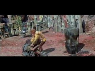 Прибытие Бабы Яги (Огонь, вода и медные трубы. А.Роу. Г.Милляр)