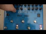 Funk Mark Bass processor 2017 part 2