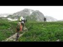 20 июля 2017 № 6 - каменистая тропа продолжаем подъём на Фишт-Оштеновскй перевал