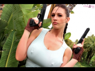 Lana Kendrick lana croft 02 ( milf wet pussy big tits suck blowjob kink porn anal мамка сосет порно анал)