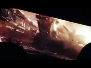 Мстители 3 Война Бесконечности (2018) - трейлер экранка с субтитрами.