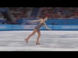 Аделина Сотникова, победа в Сочи 2014