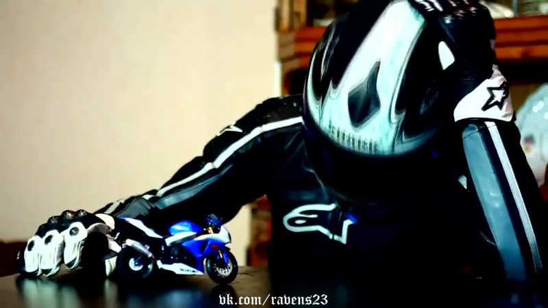 [Ravens] Один день из жизни мотоциклиста