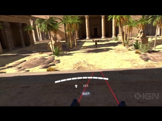Serious Sam VR׃ The Last Hope Official Teaser Trailer - E3 2016