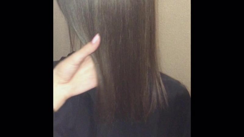 Кератиновое выпрямление и лечение волос составом Vitaker sense
