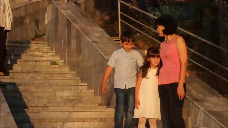 семейная прогулка на озере Тургояк ВИДЕОГРАФ СВЕТЛАНА СВЕТЛОВА
