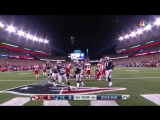 Patriots Score 1st TD on Opening Drive of the Season!