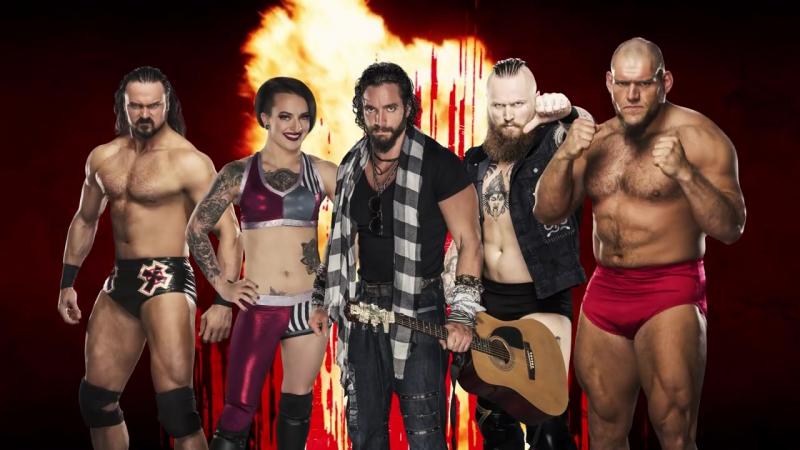 Обновление Generation Pack для игры WWE 2K18!