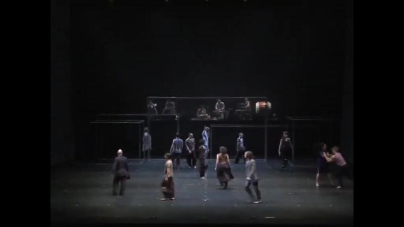 Бенуа де ла Данс-2011: Сиди Ларби Шеркауи, Дамьен Жале / Benois de la Danse-2011: Sidi Larbi Cherkaoui, Damien Jalet