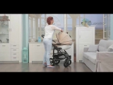 Детская коляска Dorjan Prestige 2 ECCO LINEN (3 в 1)