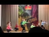 цветные сны 2017(образцовый хореографический ансамбль стелла)