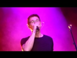 Morten Harket, Did I leave you behind + funny speech, Offenbach 09.05.2014