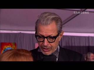 Jeff Goldblum On the Jazz of Thor: Ragnarok -- Marvel Studios' Thor: Ragnarok Red Carpet Premiere