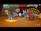 Boss Mutant Fighting Cup 2 Oceania Cup 5 Hot Goofy VS Megalodon Lionfish Dog Part 85