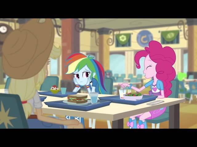 [RUS] MLP: Equestria Girls 2 - Rainbow Rocks - Pinkie on the One
