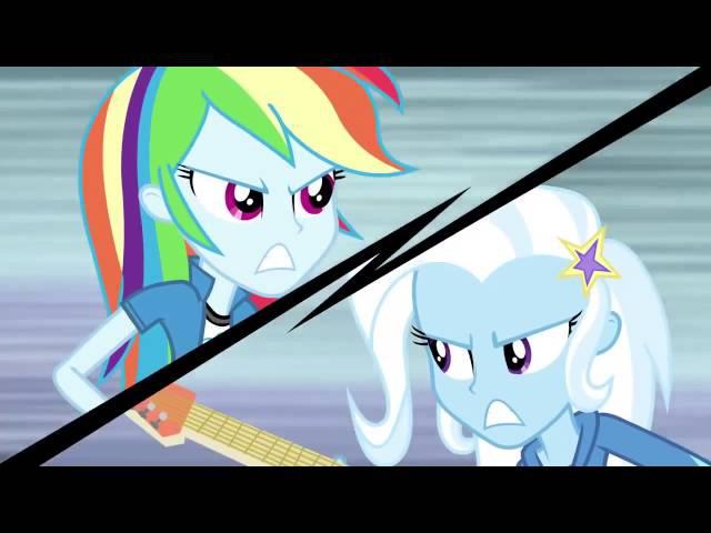 [RUS] MLP: Equestria Girls 2 - Rainbow Rocks - Guitar Centered