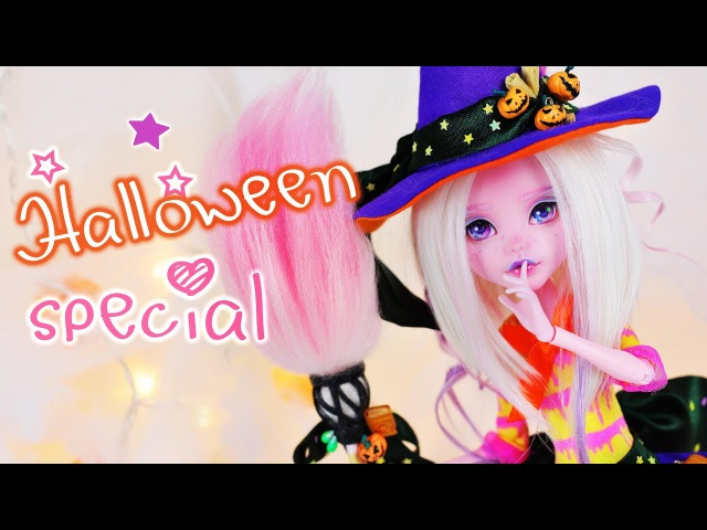 Halloween Special Let's Repaint - BDO Inspired Looney Witch