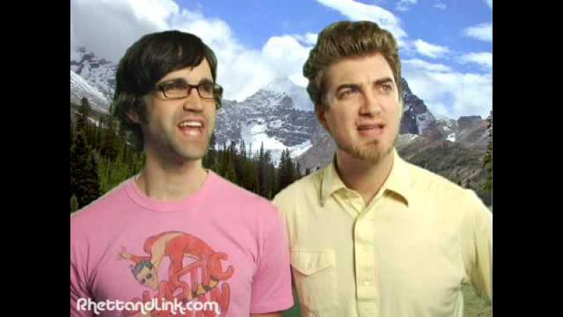 American Idol Song - Rhett Link