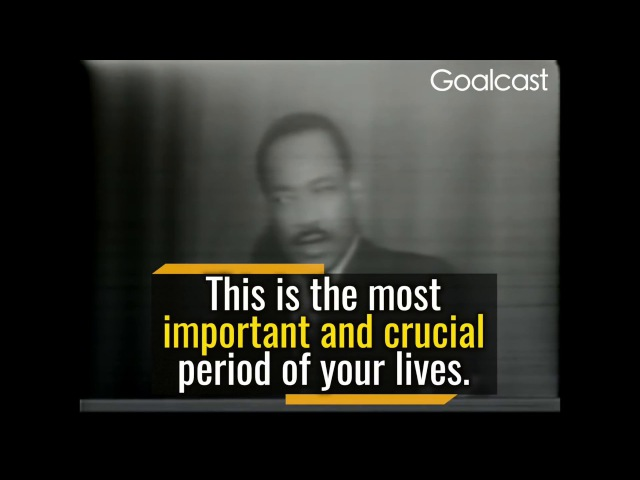 How to Design Your Lifes Blueprint | Martin Luther King