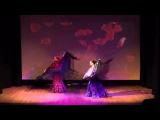 Agata Zakrzewska Katarzyna Lidia / The Siren Society - American Tribal Style® with manton