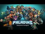 Paladins #1 (