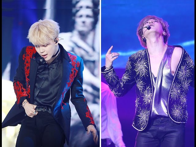 BTS JIMIN - A Collection of SEXY Moments