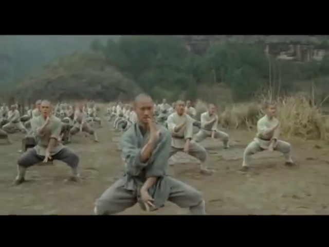 Shaolin Training: Seven Star Fist - Qi Xing Quan - 少林七星拳