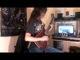Deathspell Omega - Abscission Guitar Cover