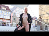 Nude in public - naked in the city