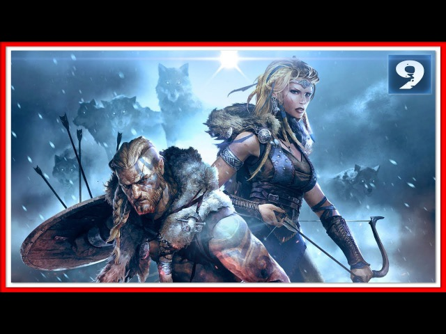 ПРОХОЖДЕНИЕ Vikings – Wolves of Midgard 9 — РАЗБОЙ В ДУХЕ ВИКИНГОВ