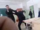 ЭКСКЛЮЗИВ Драка школьника с трудовиком в одной из школ Татарстана ZHS